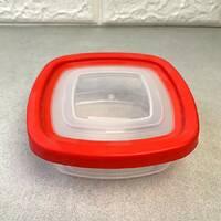 Квадратный пищевой контейнер с герметичной крышкой Keeper 0.75 л