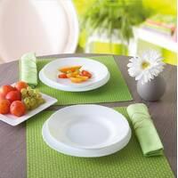 Белая классическая суповая тарелка Luminarc Everyday 220 мм (G0563)