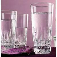 Набор высоких стеклянных стаканов Luminarc Imperator 6 шт 310 мл (C7234)
