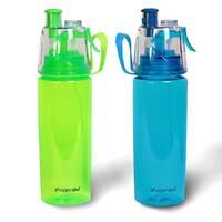 Пляшка для води спортивна з пластика 570 мл