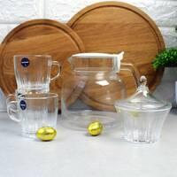 """Чайный сервиз 8 предметов Luminarc """"Lance"""" (P2699)"""