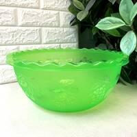 Пластиковий кухонний таз для фруктів 6 л