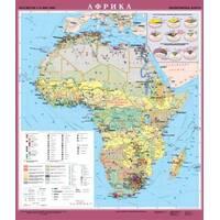 Карти Африки