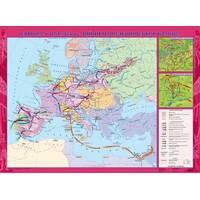 Карти навчальні історичні