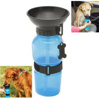 Дорожня напувалка для собак Aqua Dog 550 мл  Blue