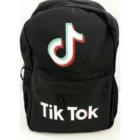 Рюкзак міський місткий TikTok R272 Чорний