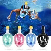 Інноваційна маска для снорклинга підводного плавання з кріпленням для камери F113