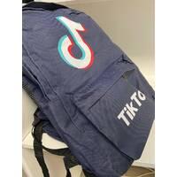 Рюкзак міський місткий TikTok R273 Синій
