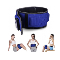 Ефективний пояс для схуднення і корекції фігури Магнітно-масажний пояс X5 Super Slim
