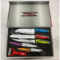 Набор кухонных ножей 7 предметов Avacoor / KN-7