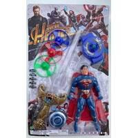 Детский набор Super Heroes. Лучшая цена!!!