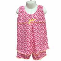 Піжама для дівчинки (майка+шорти )