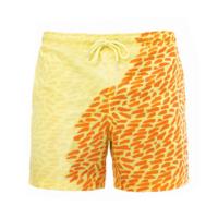 Шорти хамелеон для плавання, пляжні чоловічі спортивні шорти ЖОВТІ Розмір 2xl