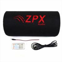"""Автомобільний сабвуфер колонка в машину ZPX 5"""" Cm 500w з підсилювачем і Bluetooth Колонка в авто"""