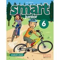 "Англійська мова Підручник Smart Junior 6 Student"" s Book Mitchell H. Q. 2015"