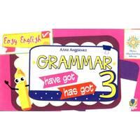 Англійська мова. 3 клас. Вивчаємо граматику. Easy English. Grammar. НУШ Андрієнко А. А.