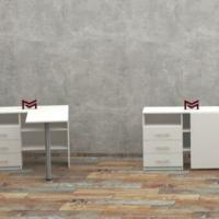 Складной маникюрный стол М136