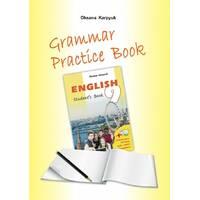 Англійська мова 9 клас Робочий зошит з граматики Grammar Practice Book Карпюк О., Павлюк А.