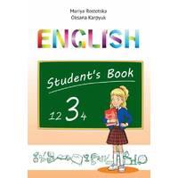 Англійська мова  3 клас НУШ Підручник З поглибленим вивченням  Карпюк О. Ростоцька М. 2020