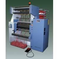 В'язальна рашель машина для виробництва вузьких стрічок і спеціальних сіток RIUS, модель MINI-RASCHEL 800
