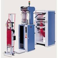Круглов'язальна машина для виробництва круглих сіток для пакування фруктів та овочів RIUS, модель TC-300-TA