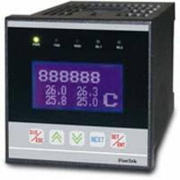 Мультифункциональный индикатор скорости и температуры TS-5350