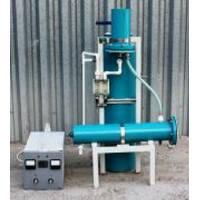 """Блочная электролизная установка обеззараживания воды гипохлоритом натрия """"Пламя-2"""" производительносьтю 30 кг. активного хлора в сутки"""