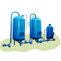 Установка пом'якшення води двоступенева УВД-10-40