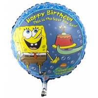 Шары фольгированные Sponge Bob
