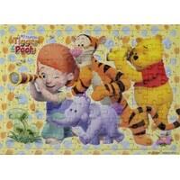 Пазлы Winnie The Pooh