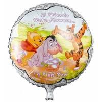 Шары фольгированные Winnie The Pooh