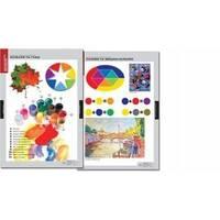 Образотворче мистецтво, 1-4 класи. Навчально-методичний посібник та додаток з 14 таблиць.