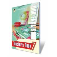"Книжка для вчителя ""Our English"" 7 кл. Биркун Л. В."