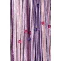 Штори нитки райдуга зі стеклярусом №126
