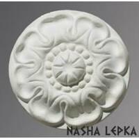 Moulding decoration  Р/016  - gypsum rosette