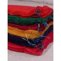 Сетка-мешок 25х39 (5кг) фиолетовая, красная Китай
