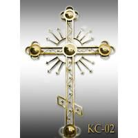 Хрест накупольний КС-02