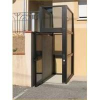 Лікарняний ліфт Monolito
