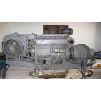 Генератор дизельный (электростанция - дизель-генератор) 75 кВт (94 кВа). Конверсионный. АД-75-Т/400