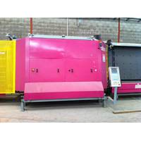 Стеклопакетная линия Lisec 1600 Х 2500 с газ прессом и роботом герметизации