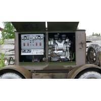 Генератор дизельный (электростанция - дизель-генератор) 30 кВт (36 кВа). Конверсионный. ЭСД-30-Т/400