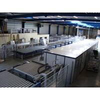 Німецьке обладнання Rapid і KMW для ПВХ і AL