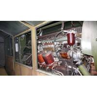 Генератор дизельный (электростанция - дизель-генератор) 50 кВт (60 кВа). Конверсионный. АД-50-Т/400