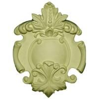 Gypsum moulding medallions МД/002