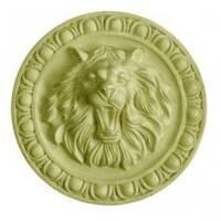 Gypsum medallions for the interior decoration МД/001
