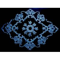 Gypsum decorative rosette(set)