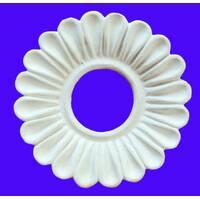 Gypsum rosettes for decoration Р/007