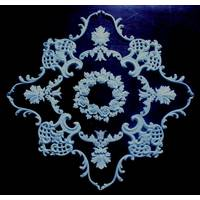 Decorative set rosette(gypsum)