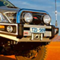 Кенгурятники / дуги ARB ARB 5100070 Sahara tube kit Toyota Hilux 05-11