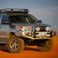 Кенгурятники / дуги ARB 3914110 SAHARA Toyota Hilux 2005-2011